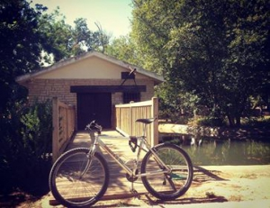Bici monty plateada